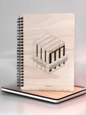 Drevený zápisník - Archív